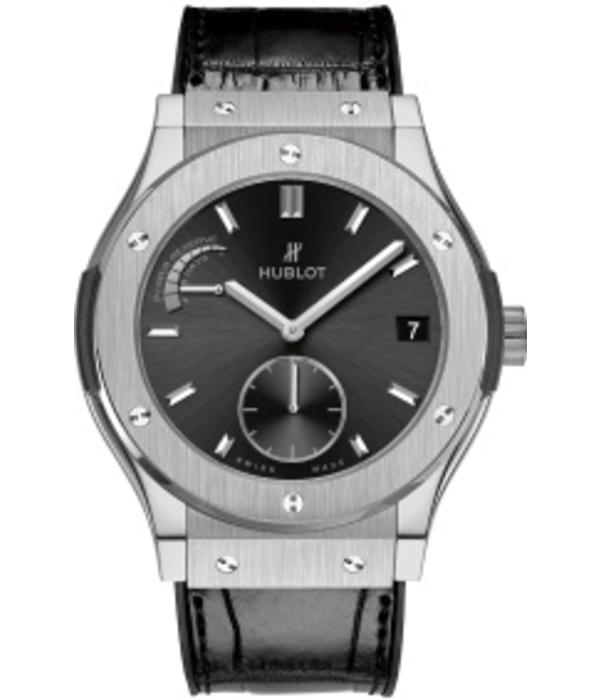 Hublot Classic Fusion 45 mm Manual Power Reserve (516.NX.7070.LR)