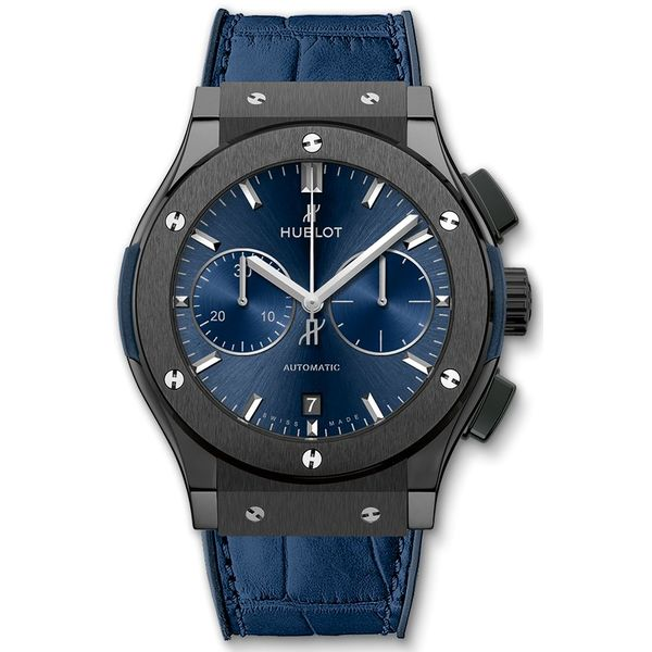 Classic Fusion Chronograph Ceramic Blue 45mm