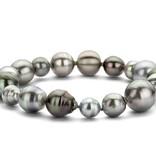Schaap en Citroen stainless steel bracelet Tahiti