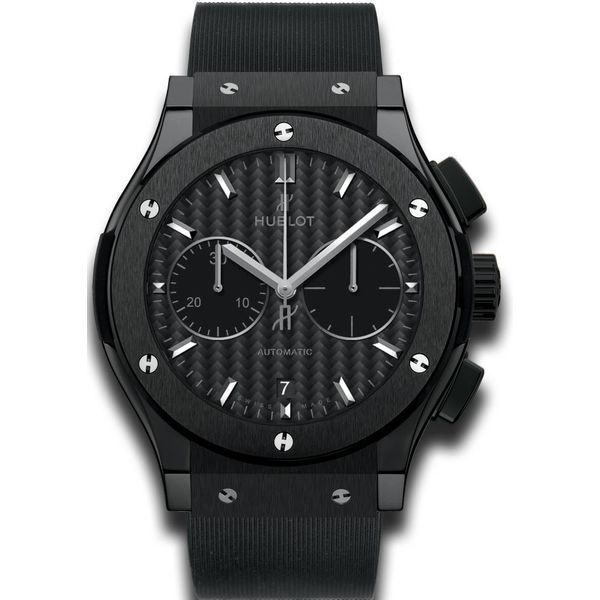 Classic Fusion Chronograph Black Magic 45mm