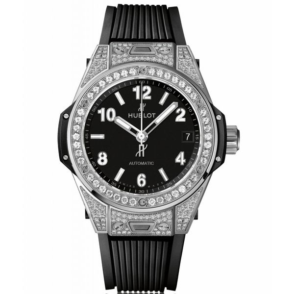 Big Bang One Click Steel Diamonds