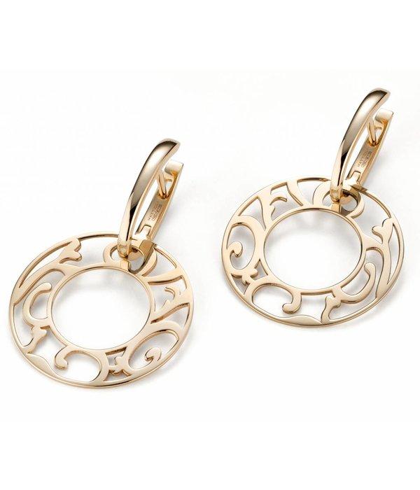 Mattioli Siriana rose gold earrings [MOR083R034]