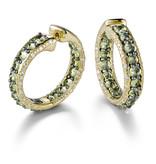 Mattioli Reve_r rosegouden ring met peridot en diamant [MOR137R011PW]