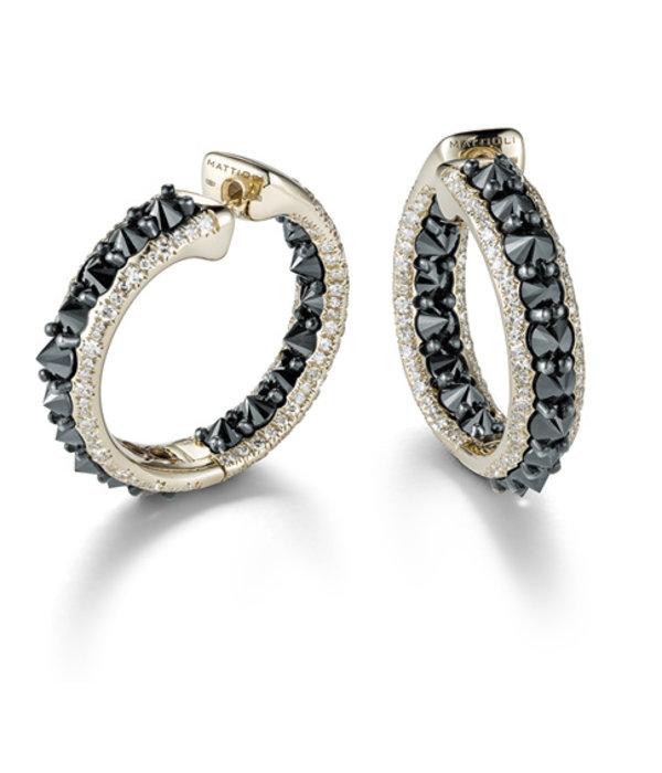 Mattioli Reve_r witgouden ring met diamant [MOR137B011BW]
