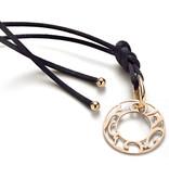 Mattioli Siriana rose gold pendant [MCI083R034]