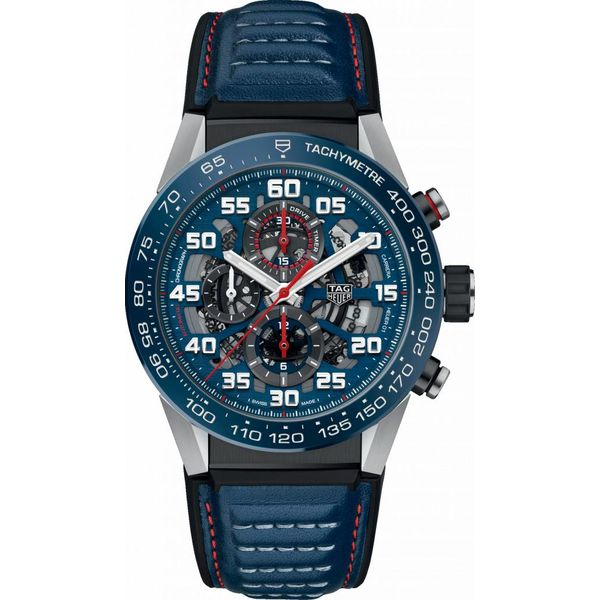 Carrera Calibre Heuer 01 Red Bull Edition