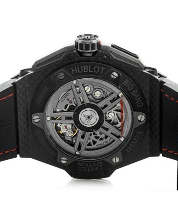 Hublot Big Bang Ferrari Carbon (401.QX.0123.VR)