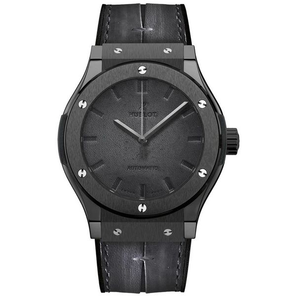 Classic Fusion 45mm Berluti All Black