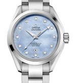 Omega Watch Blue / Mother of Pearl (O231.10.34.20.57.002)