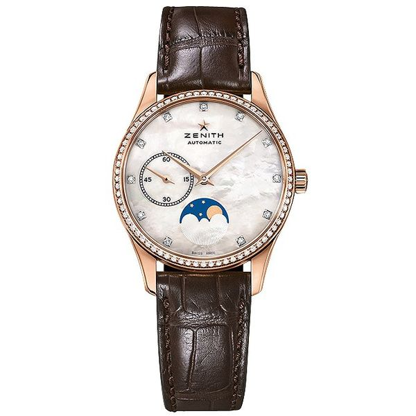Elite Ultra Thin Lady Moonphase 33mm