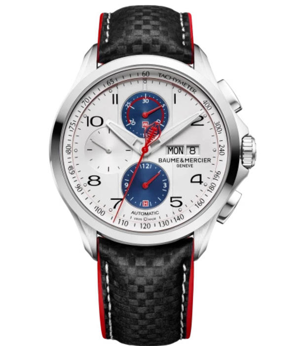 Baume & Mercier Clifton club shelby cobra chronograph limited (M0A10342)