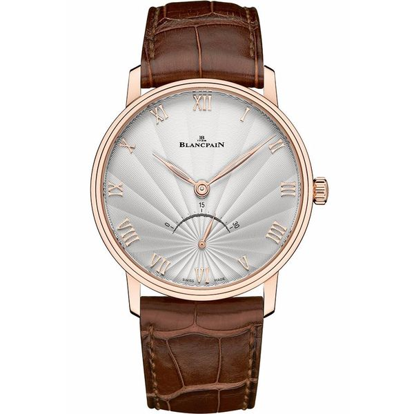 Villeret 40mm Ultra Slim Retrograde