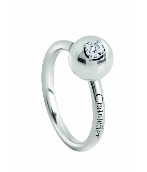 Chantecler White Gold 18 carat Jam di Bon Bon Ring