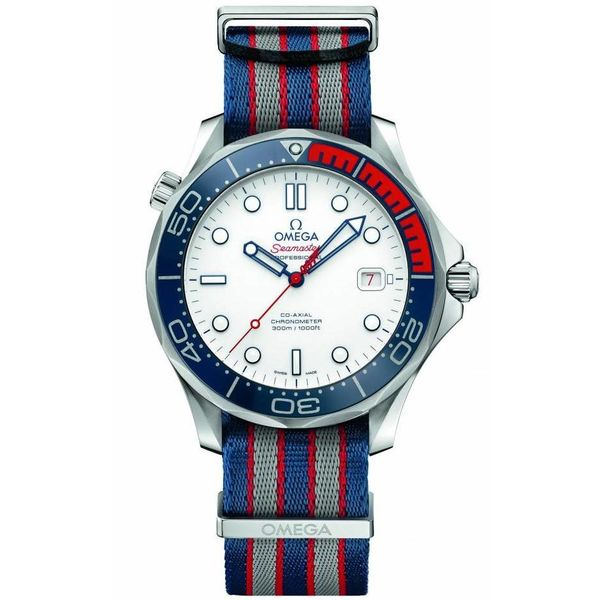 Seamaster Diver Commanders Watch 41mm lim