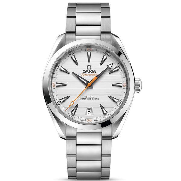Seamaster 41mm Aqua Terra chronometer