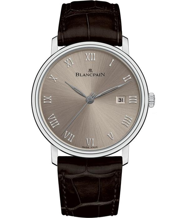 Blancpain Villeret 40mm Ultra Slim (6651-1504-55A)
