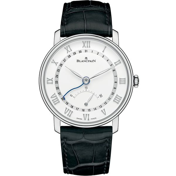 Villeret Ultra Slim Retrograde