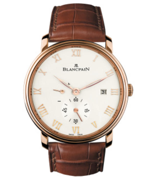 Blancpain Villeret Ultraplate [6606-3642-55A]