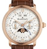 Blancpain Villeret 40mm Single Pusher Chronograph (6685-3642-55B)