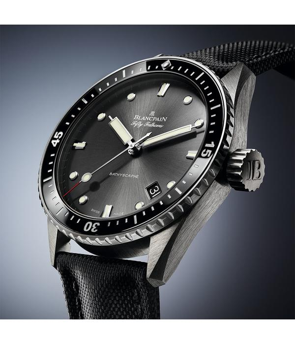 Blancpain Fifty Fathoms Bathyscaphe [5000-1110-B52A]
