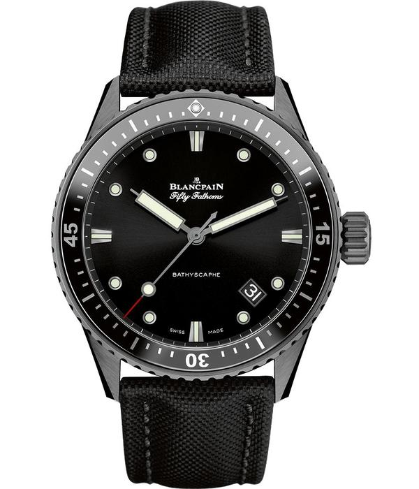 Blancpain Fifty Fathoms Bathyscaphe [5000-0130-B52A]