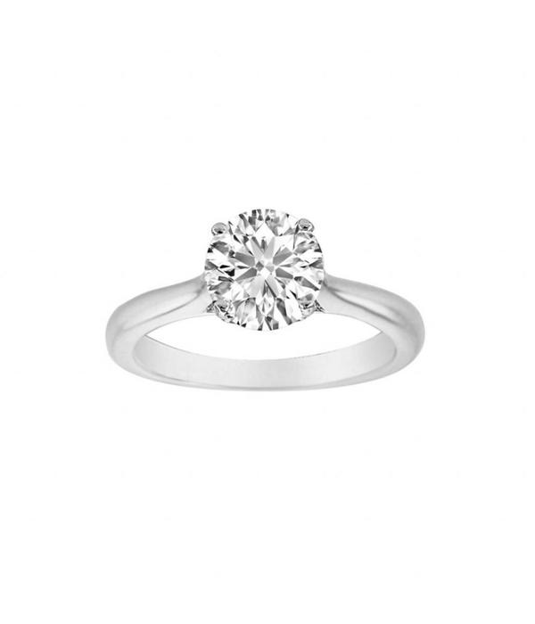 Royal Asscher ring solitair