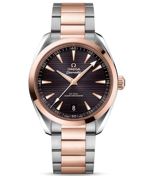 Omega Seamaster AQUA TERRA CO-AXIAL MASTER CHRONOMETER 41 MM [220.20.41.21.06.001]