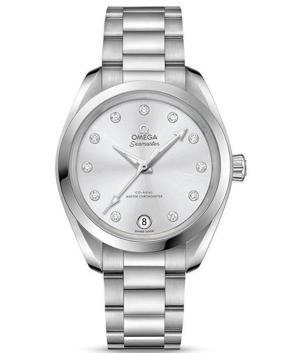 Omega Seamaster AQUA TERRA CO-AXIAL MASTER CHRONOMETER 34 MM [220.10.34.20.60.001]