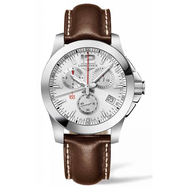 Conquest chronograph 41mm