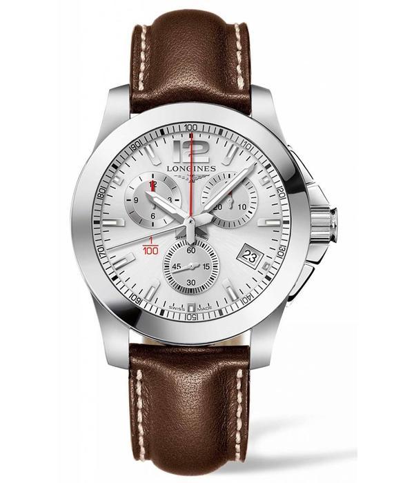 Longines Conquest chronograph 41mm  (L37004765)