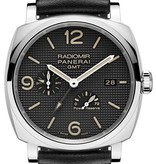 Radiomir 1940 3 DAYS GMT Power Reserve Automatic Acciaio (PAM00628)