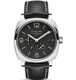 Officine Panerai Radiomir 1940 3 DAYS GMT Power Reserve Automatic Acciaio (PAM00628)