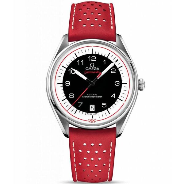 The Seamaster Olympic Games Collection [522.32.40.20.01.004]