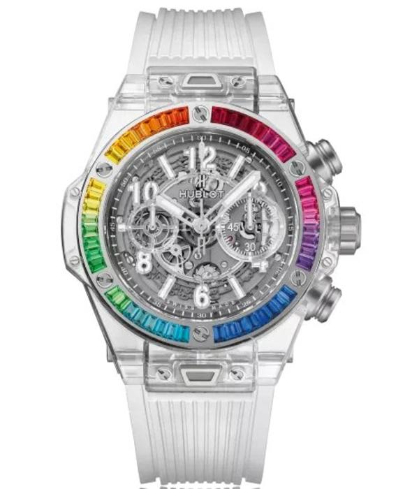 Hublot Big Bang Sapphire Rainbow 42mm [641.JX.0120.RT.4099]