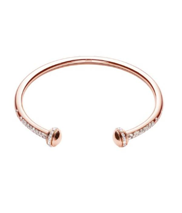 Piaget Possession roségouden armband pave [G36PV400]