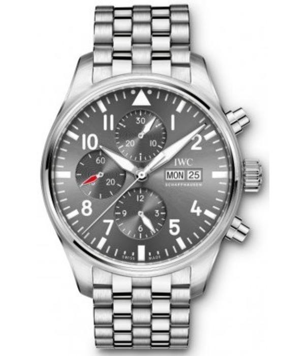 IWC Pilot's Watch 43mm Chronograph Le Petit Prince (IW377719)