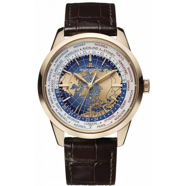 Geophysic 42mm Universal Time