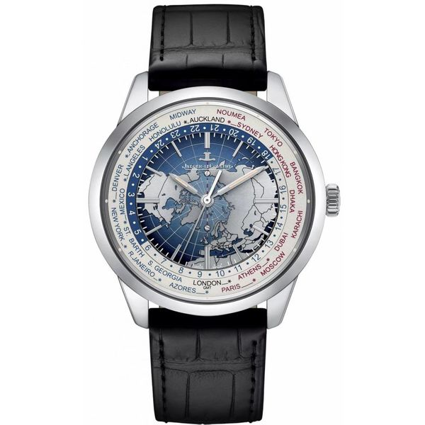 Master Geophysic 42mm Universal Time