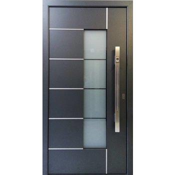 Aluminium Haustür HT 5332 BFD