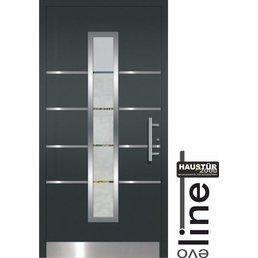 Aluminium Haustür HT 5212.1 BFD