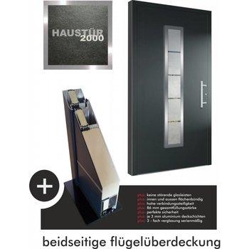 Aluminium Haustür HT 5212 BFD