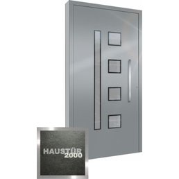 Aluminium Haustür HT 5409 BFD