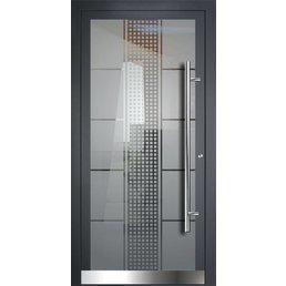Aluminium Haustür HT 5471.9 GLA