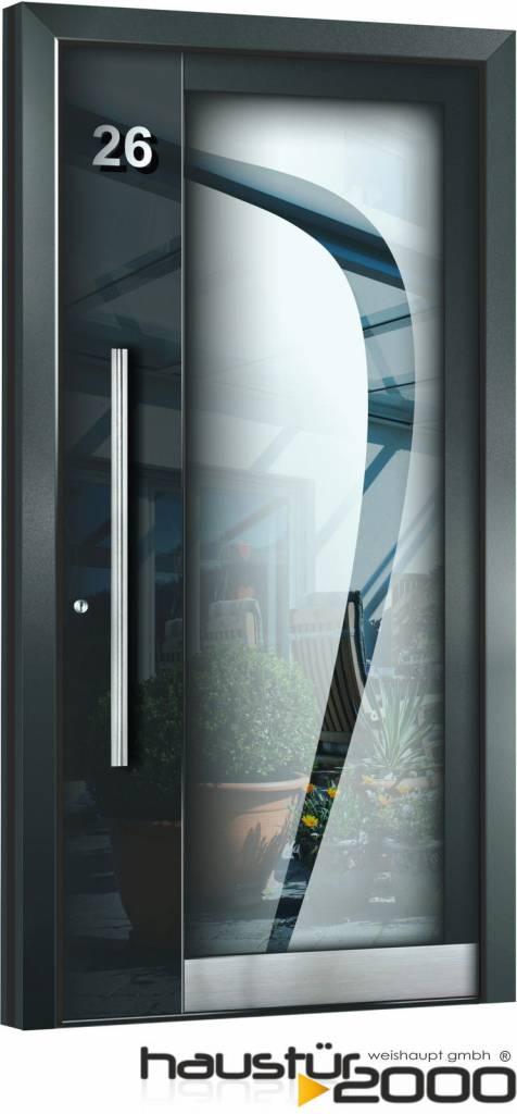 aluminium haust r ht 5711 gla. Black Bedroom Furniture Sets. Home Design Ideas