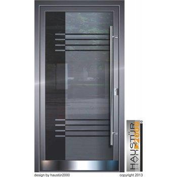 Aluminium Haustür HT 5171 GLA