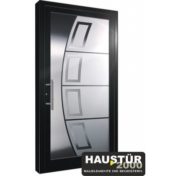 Aluminium Haustür HT 5457 GLA