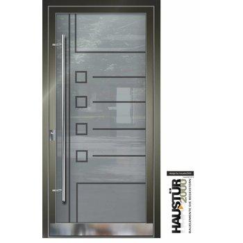 Aluminium Haustür HT 5483 GLA