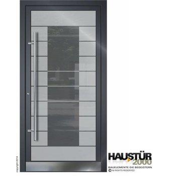 Aluminium Haustür HT 5495 GLA
