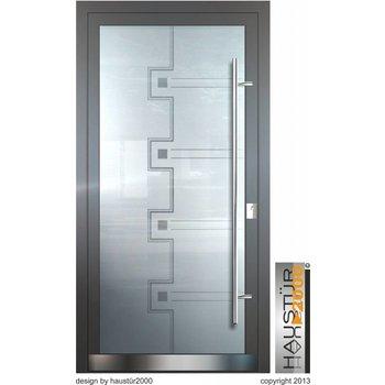 Aluminium Haustür HT 5471.5 GLA