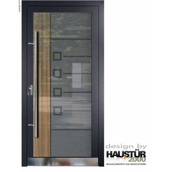 Aluminium Haustür HT 5483.1 GLA